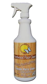 Seaside Naturals Hardwood Floor Cleaner